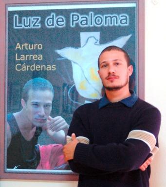 Expo Arturo Larrea. Hospital Psiquiátrico, Villa Clara.©YOB