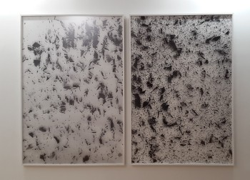 Cecilia de Val, El Monte Perdido #6 y #7 , 2015, Inkjet print sobre papel baritado, 180x120 cm (c/u)