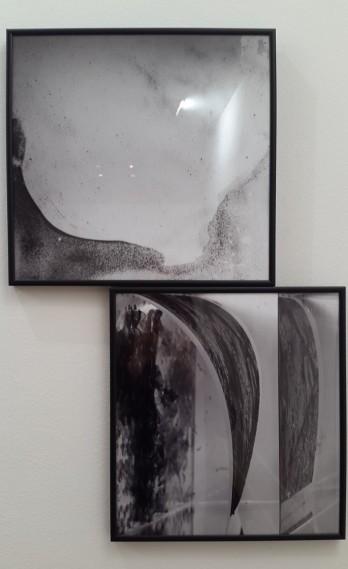 Cecilia de Val,El Monte Perdido #23, El Monte Perdido #25, 2015, inkjet print sobre papel baritado, 31x32,5cm