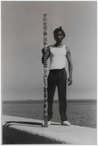 Fotografía: Alberto Korda (La Habana,1999)
