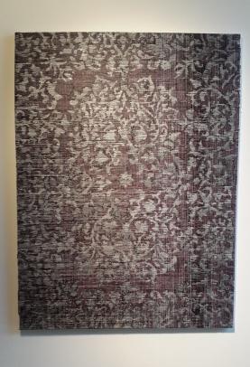 Federico Miró, Sin título, de la serie La densidad del urdimbre (2017)