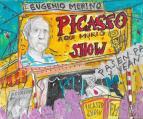 LPC, Eugenio Merino, Aquí Murió Picasso, Serie Cromos de Artistas, 2017
