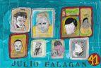 LPC, Julio Falagan, Serie Cromos de Artistas, 2017