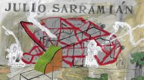 LPC, Julio Sarramián Bernal, Arte en la tierra, Serie Cromos de Artistas, 2017