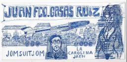 LPC, Juan Francisco Casas Ruíz, Jomsuit Jom, Serie Cromos de Artistas, 2017