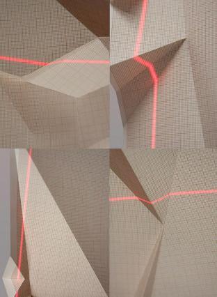 Daniel Martín Corona, Vocación 3D, (Detalle),2016