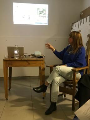 Presentación Open Studio, Madrid, febrero 2019