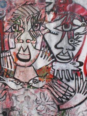 La Pinturitas (detalle). Foto: Hervé Couton