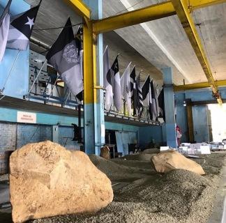 Jardines que no existen, Taller Chullima, XIII Bienal de La Habana (Fotografía Ronan Grossiat)