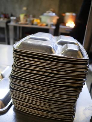 Proyecto Cocina Extendida, La Bandeja, Taller Chullima (Imagen Estudio Wilfredo Prieto)