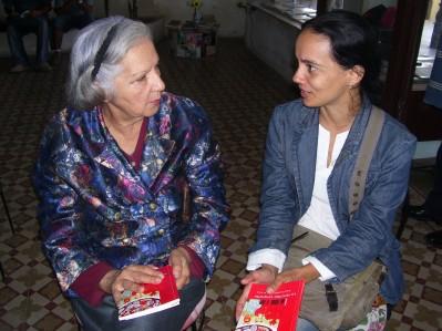 Nivia de Paz, 2012, (Foto:Yamil Díaz)