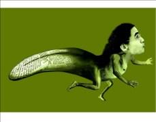Metamorfosis 3 (2006)impresión digital