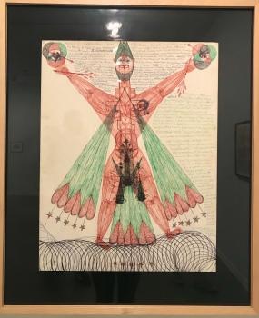 """Janko Domsic. Colección Treger/Saint Silvestre, Expo """"El Ojo Eléctrico"""" (©YOB)"""