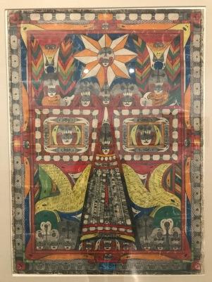 """Adolf Wölfli, Colección Treger/Saint Silvestre, Expo """"El Ojo Eléctrico"""" (©YOB)"""